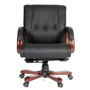 Кресло для руководителя  CHAIRMAN 653M кожа