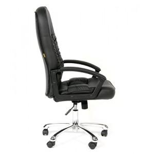 Кресло для руководителя CHAIRMAN 418  кожа