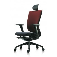 Эргономичное компьютерное кресло  Duoflex Sponge (ткань)