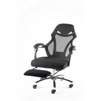 Кресло для геймера игровое 007 BLACK / H-007