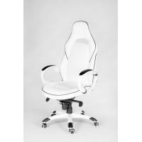 Кресло для геймера игровое MUSTANG X WHITE - МУСТАНГ
