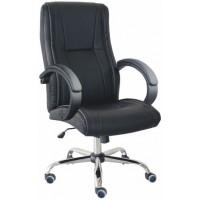 Кресло для руководителя Olof Black