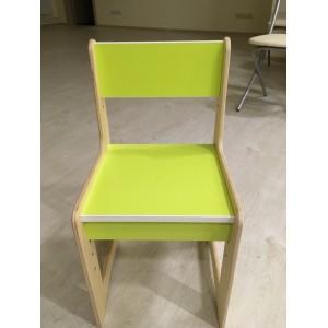 Детский стул регулируемый (фанера, лдсп цвет)