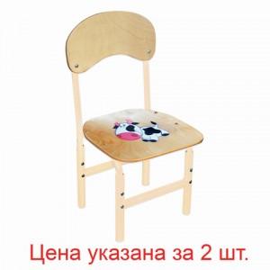 """Стулья детские """"Тёма"""", комплект 2 шт.,"""