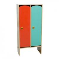 Шкаф для одежды 2-х секционный