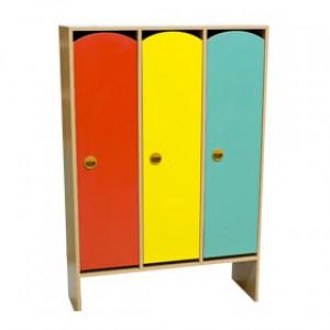 Шкаф для одежды 3-х секционный