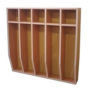 Шкаф для полотенец навесной