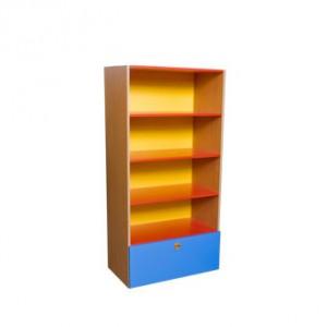 Шкаф для игрушек с выкатным ящиком