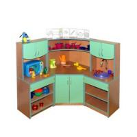 Кухня детская угловая