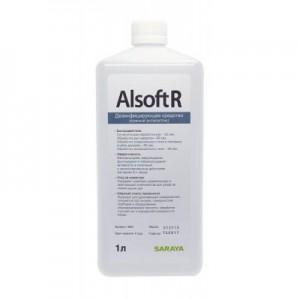 Алсофт Р (Alsoft R) 1л.  спиртовой кожный антисептик для дезинфекции рук