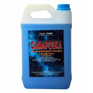 Самаровка  моющее и дезодорирующее средство