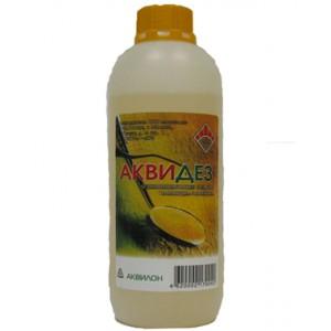 Аквидез 1л дезинфицирующее и моющее средство