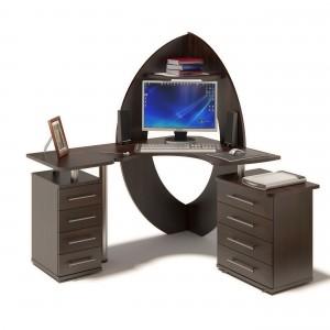 Компьютерный стол КСТ-101 + КТ-101 + КТ-102