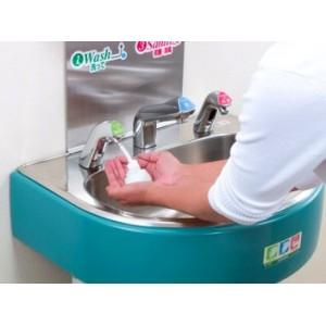 Бесконтактная дозирующая станция для воды, мыла и антисептика WS-3000