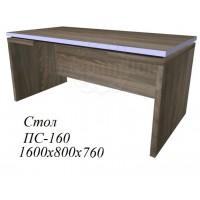 ПС-160 Стол 1600х800х760