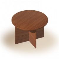 Стол для переговоров круглый (110x110x75)