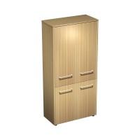 Шкаф для документов закрытый 4-дверный  (94x46x196)