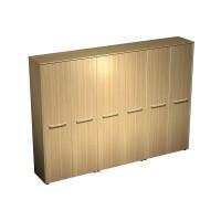 Шкаф для документов закрытый (274x46x196)