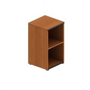 Шкаф низкий узкий открытый (45x45x75)