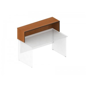 Надстройка к столу письменному (160x38x37)