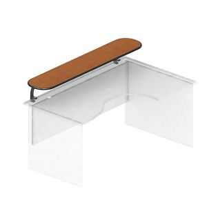 Полка к столу (120x30x2.5)