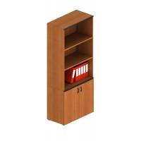Шкаф для документов полузакрытый высокий (90x45x207)