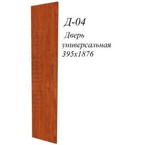 Дверь высокая фаворит Д-04 400х1900х18
