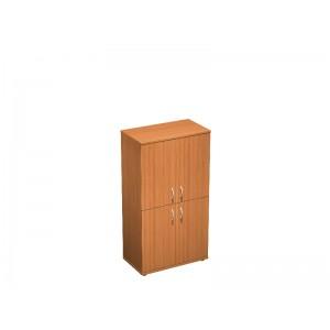 Шкаф для документов 4-дверный 80x45x148