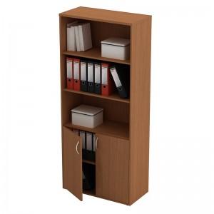 Шкаф книжный открытый 80x38x186