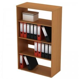 Шкаф книжный открытый 80x38x137