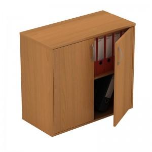 Шкаф низкий 2-х дверный 80x38x74
