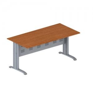 Стол письменный на металлокаркасе МЮ 120x60x75