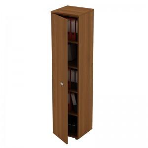 Шкаф для документов закрытый узкий 46x46x197