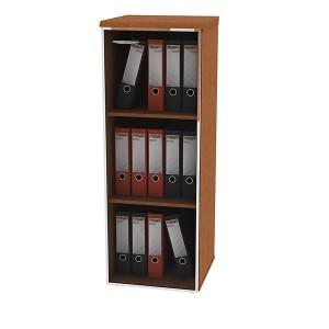 Шкаф для документов со стеклянной дверью правый 45x45x123