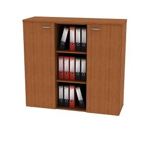 Шкаф комбинированный 135x45x123