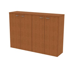 Шкаф для документов закрытый 180x45x123