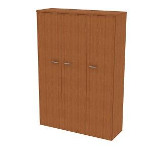 Шкаф комбинированный (3-секционный) 135x45x199