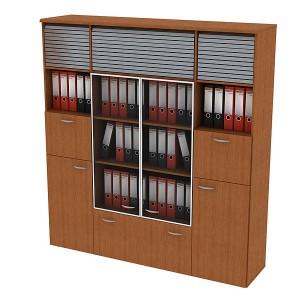 Шкаф комбинированный 180x45x199