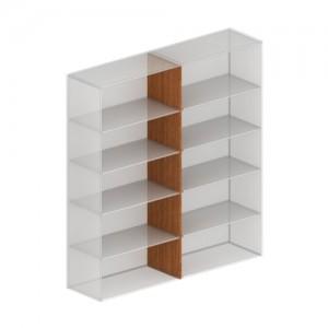 Стенка боковая промежуточная 194.2x42.4x1.8