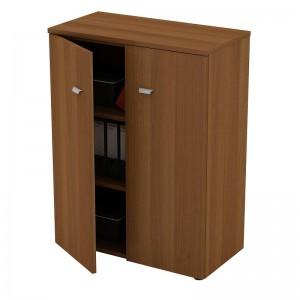 Шкаф для документов средний закрытый 90x46x120