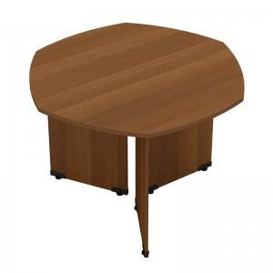 Стол для переговоров круглый 110x110x75