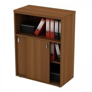Шкаф-купе для документов средний с нишей