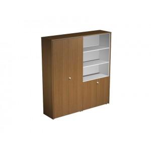 Шкаф комбинированный для документов 183x45x199
