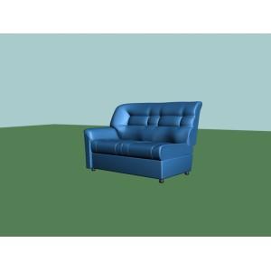 2-х местная диванная секция V-100