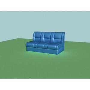 3-х местная диванная секция (бп) V-300