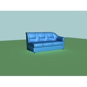 3-х местная диванная секция V-300
