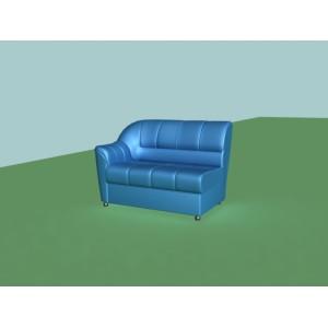 2-х местная диванная секция V-400