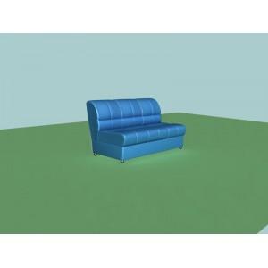 3-х местная диванная секция (бп) V-400