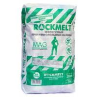 Противогололедный реагент ROCKMELT (Рокмелт) MAG мешок 20 КГ