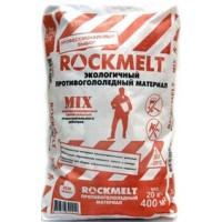 Противогололедный реагент Rockmelt (Рокмелт) Mix, мешок 20 кг.